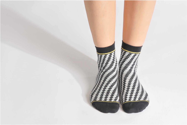 Calze e collant My Lovely Socks Zoe Nero immagine dall'alto