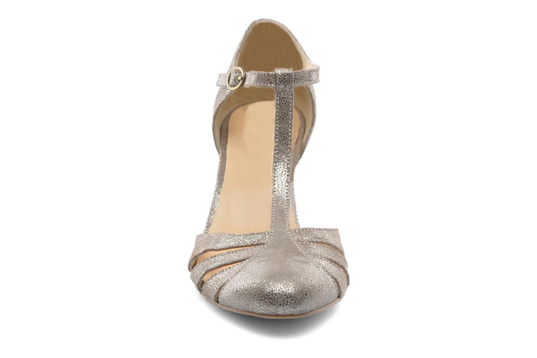 Escarpins Jonak 11316 Beige vue portées chaussures