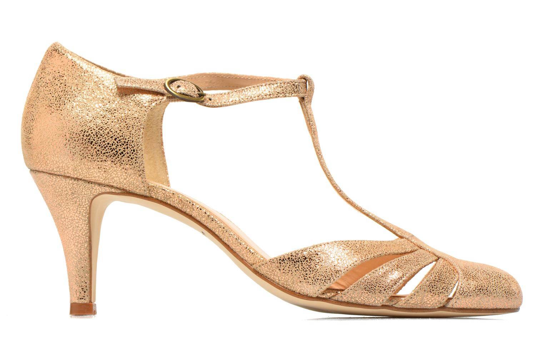 Zapatos de tacón Jonak 11316 Oro y bronce vistra trasera