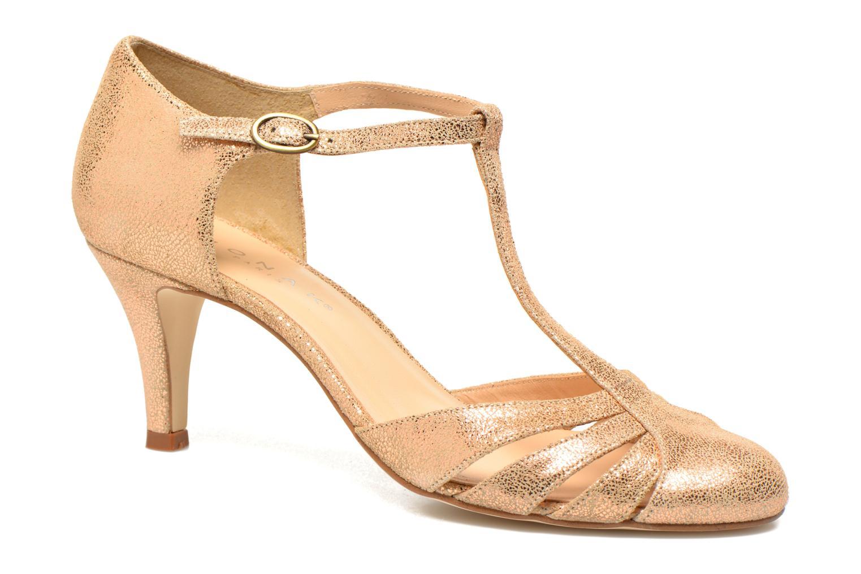 Zapatos de tacón Jonak 11316 Oro y bronce vista de detalle / par