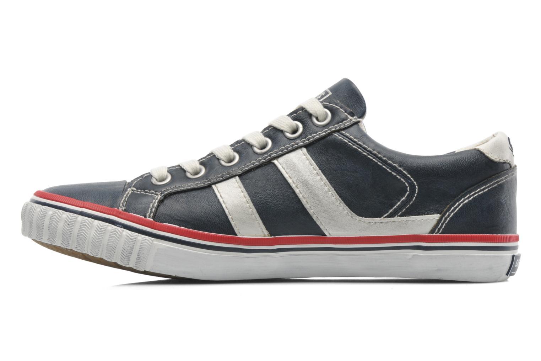 Sneakers Dockers Suit Azzurro immagine frontale