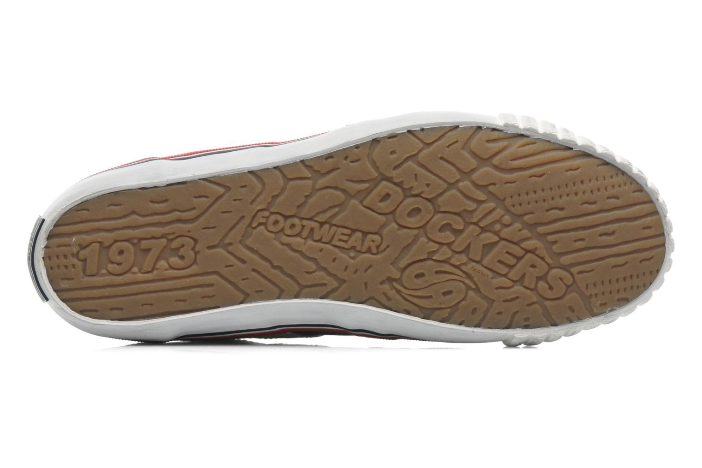 Sneakers Dockers Suit Blå bild från ovan
