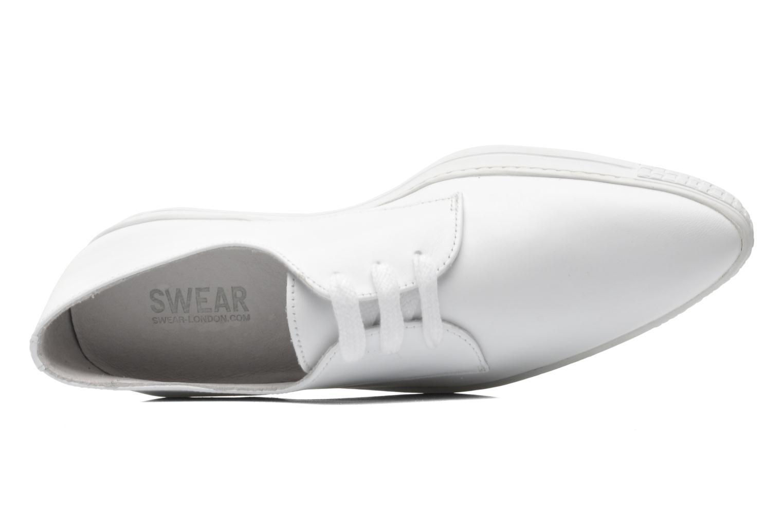 Sneaker Swear Donna 2 weiß ansicht von links