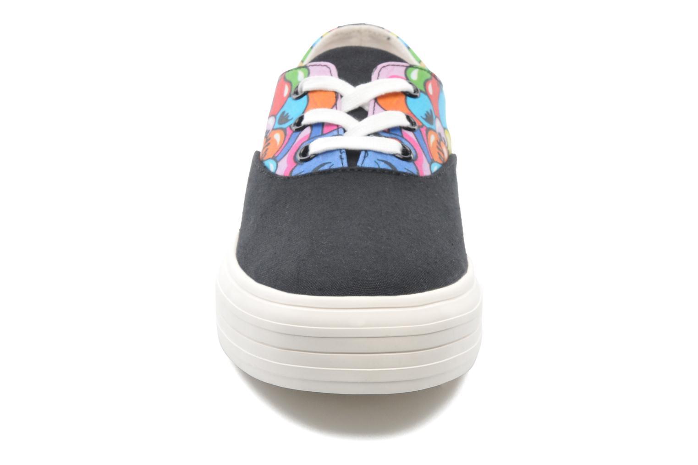 Baskets YOSH x SWEAR YOSH X SWEAR 1 M Noir vue portées chaussures