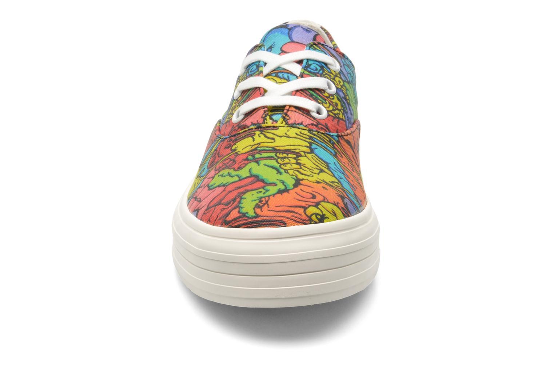 Baskets YOSH x SWEAR YOSH X SWEAR 1 M Multicolore vue portées chaussures