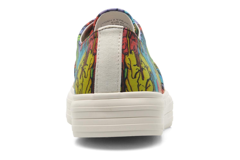 Baskets YOSH x SWEAR YOSH X SWEAR 1 M Multicolore vue droite