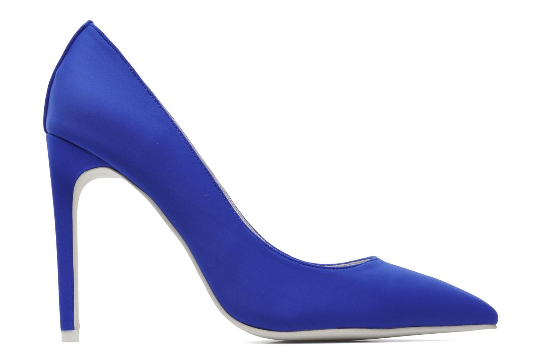 Zapatos de tacón Jeffrey Campbell Dulce Azul vistra trasera