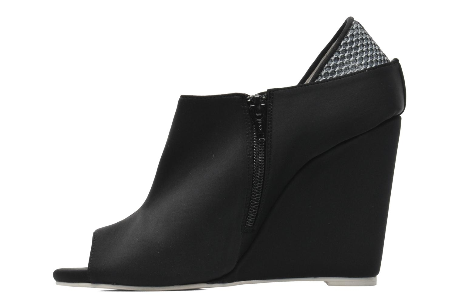 Ankle boots Jeffrey Campbell JUBIE Black front view