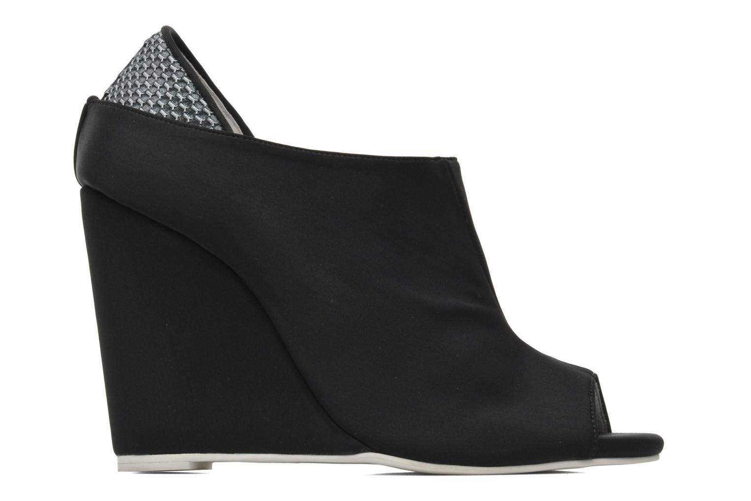 Ankle boots Jeffrey Campbell JUBIE Black back view