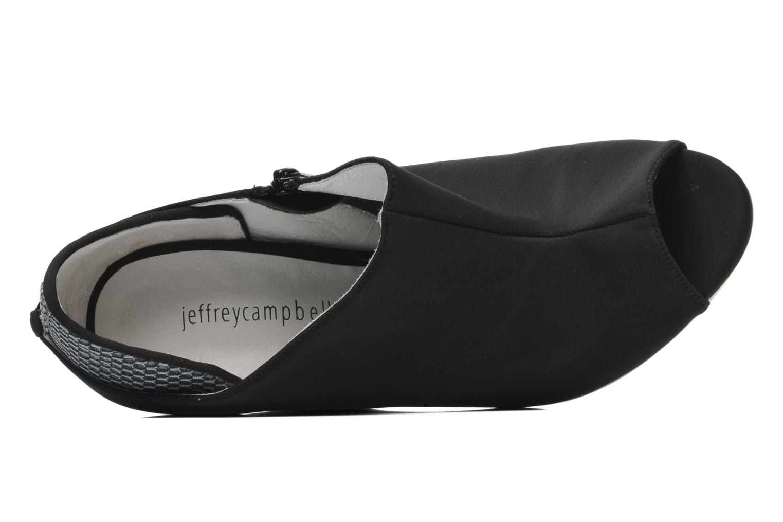 Boots en enkellaarsjes Jeffrey Campbell JUBIE Zwart links