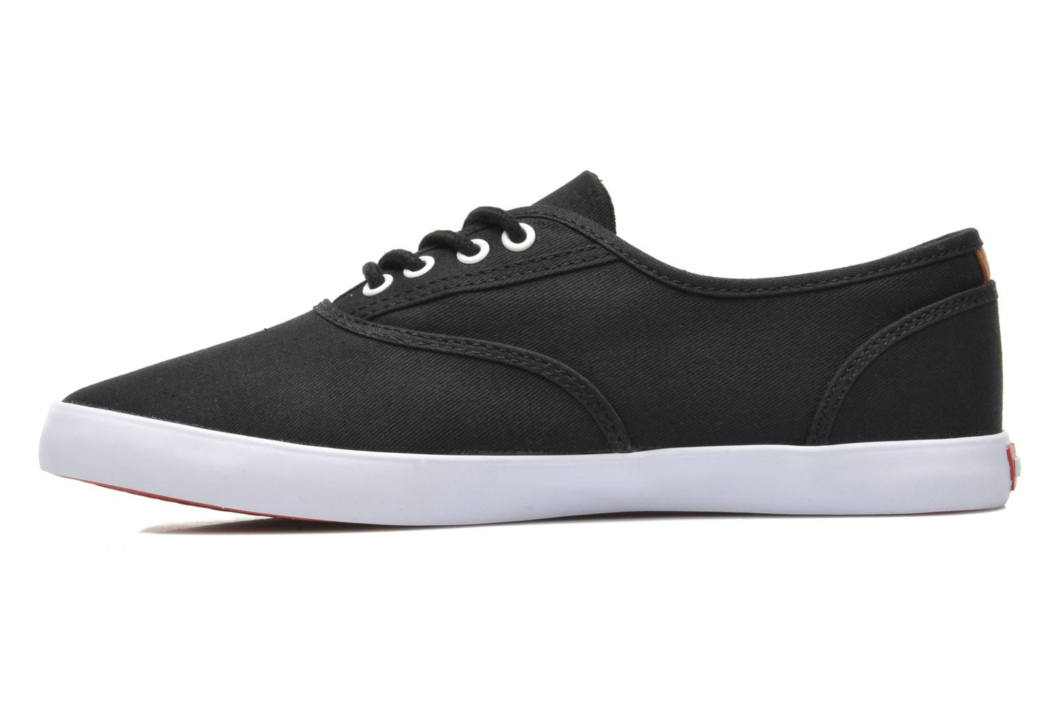 Trainers Levi's Palmdale Lace Up Black front view
