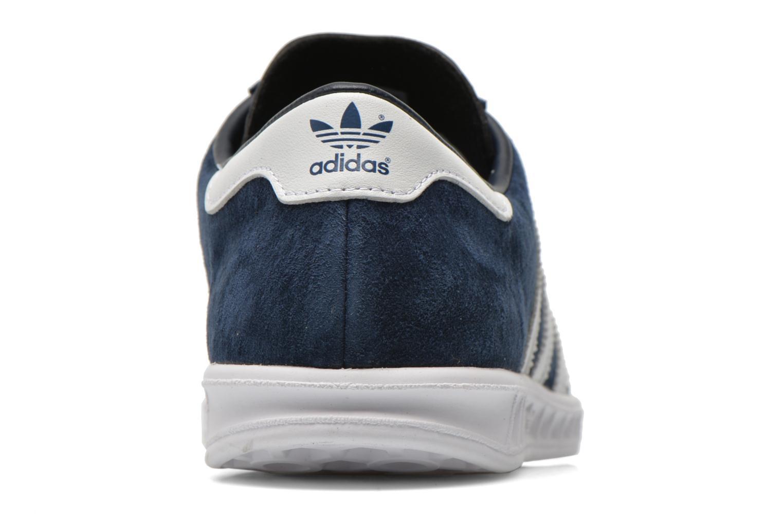Sneakers Adidas Originals Hamburg Blauw rechts