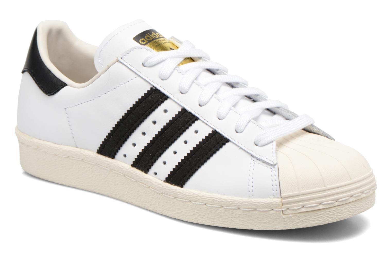 Grandes descuentos últimos zapatos Adidas Originals Superstar 80S W (Blanco) - Deportivas Descuento