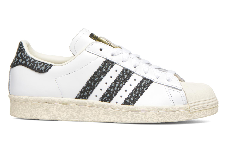 Sneakers Adidas Originals Superstar 80S W Bianco immagine posteriore