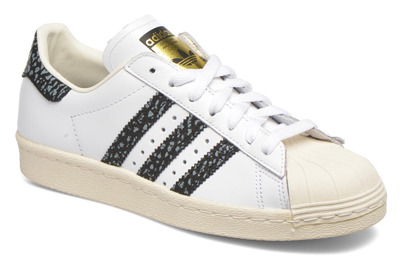 Sneakers Adidas Originals Superstar 80S W Bianco vedi dettaglio/paio