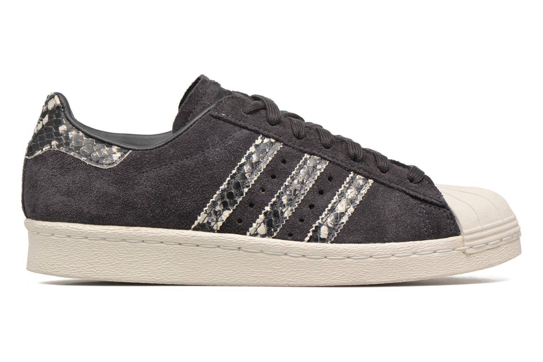 Sneaker Adidas Originals Superstar 80S W schwarz ansicht von hinten