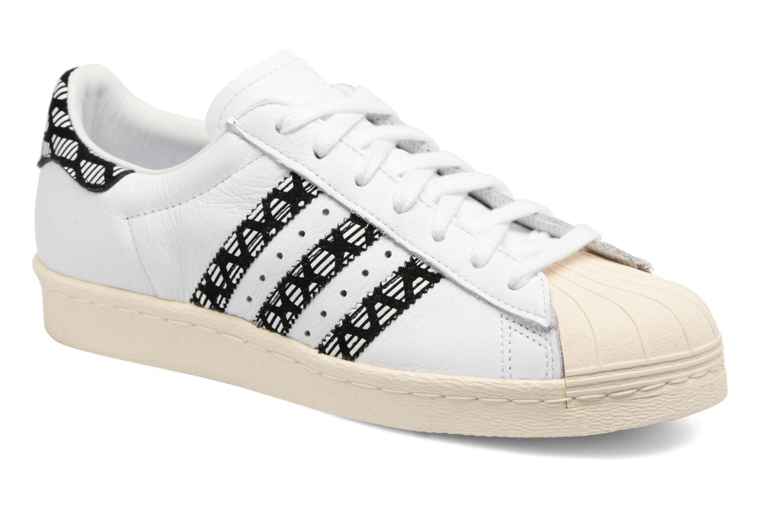Superstar 80S W Ftwbla/Ftwbla/Blacas AH17