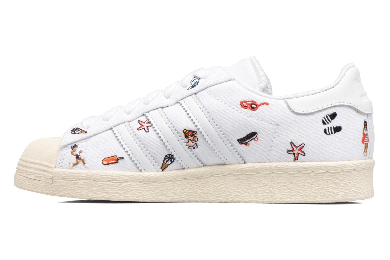 Adidas Originals Superstar Degli Anni '80 W Wit Zr7ZOb