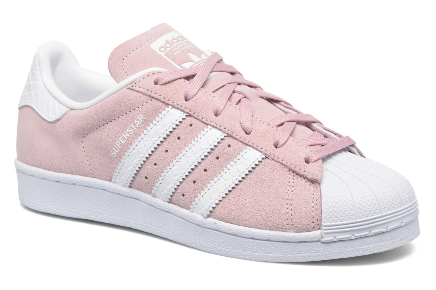 adidas originals superstar equality dames shell roze