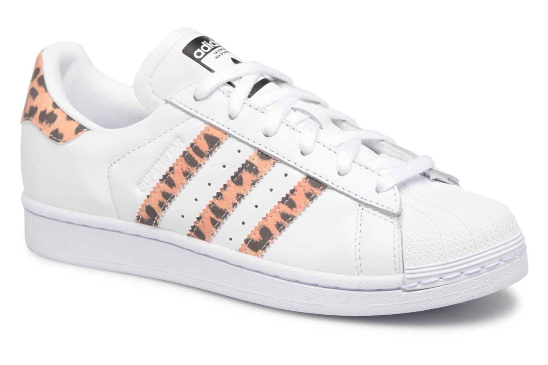 Venta de liquidación de temporada Adidas Originals Superstar W (Blanco) - Deportivas en Más cómodo
