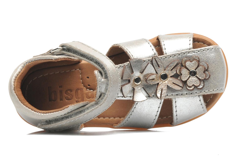 Sandali e scarpe aperte Bisgaard Kirsten Argento immagine sinistra