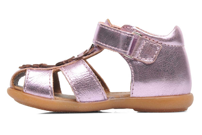 Sandali e scarpe aperte Bisgaard Kirsten Rosa immagine frontale