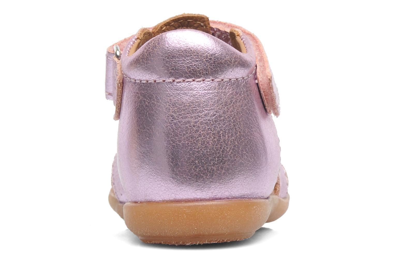 Sandali e scarpe aperte Bisgaard Kirsten Rosa immagine destra