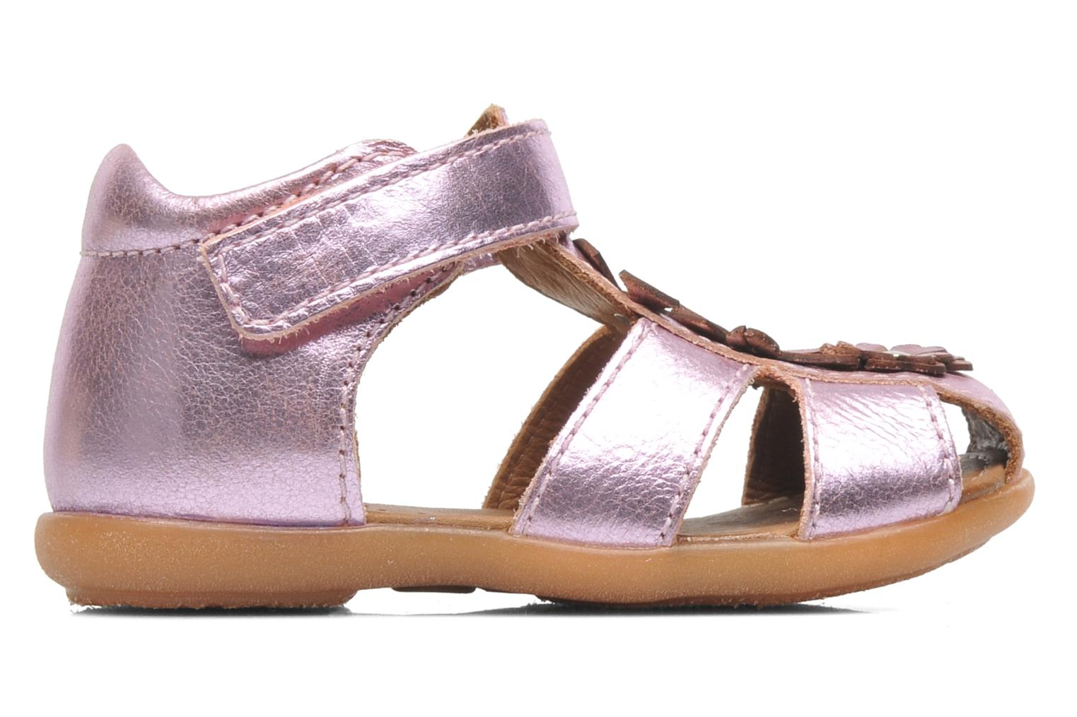 Sandals Bisgaard Kirsten Pink back view