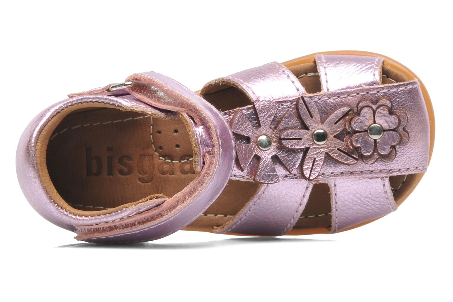 Sandals Bisgaard Kirsten Pink view from the left