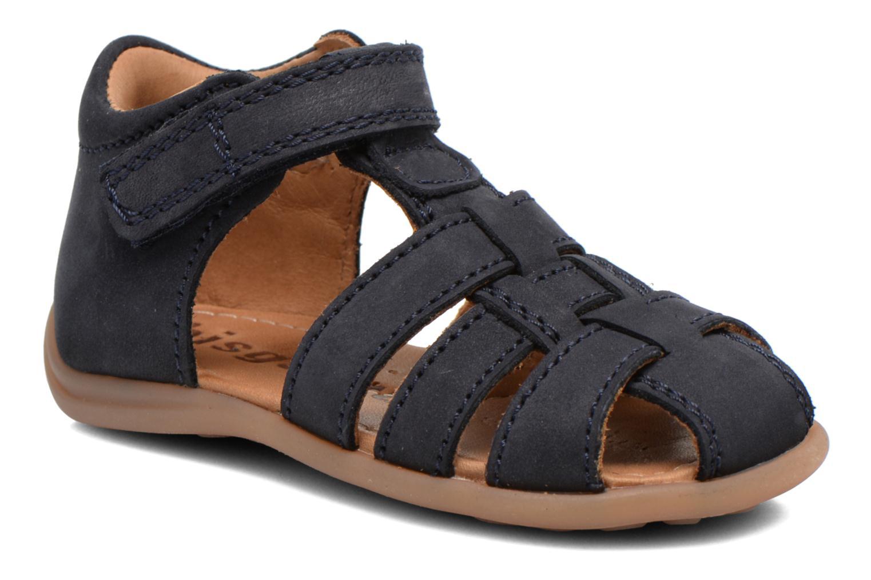 Sandales et nu-pieds Bisgaard Birthe Bleu vue détail/paire