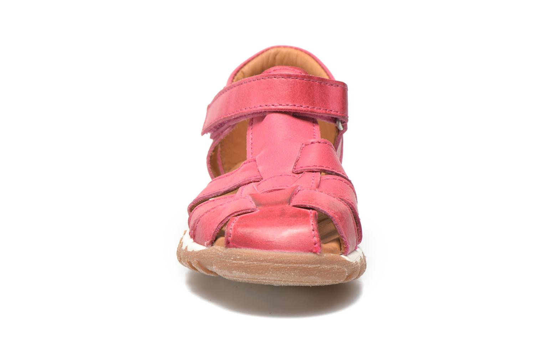 Sandals Bisgaard Karen Pink model view