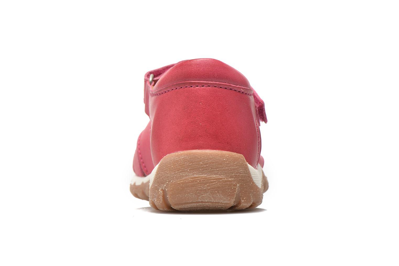Sandales et nu-pieds Bisgaard Karen Rose vue droite