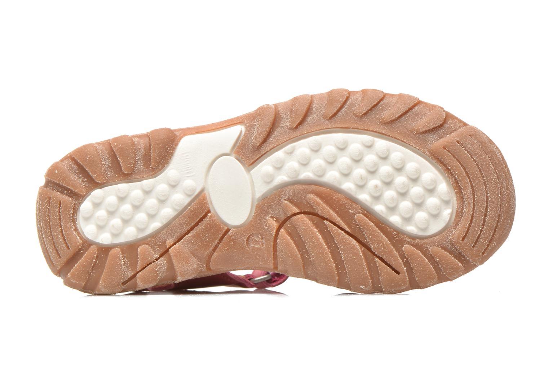 Sandales et nu-pieds Bisgaard Karen Rose vue haut