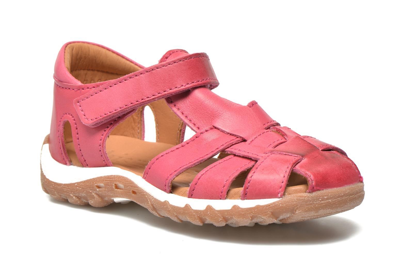 Sandales et nu-pieds Bisgaard Karen Rose vue détail/paire