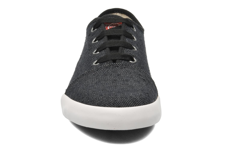 Sneakers Coca-cola shoes Wake Svart bild av skorna på