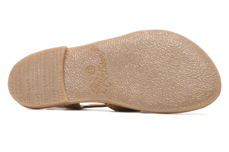 Sandaler Les Tropéziennes par M Belarbi Betise Guld og bronze se foroven