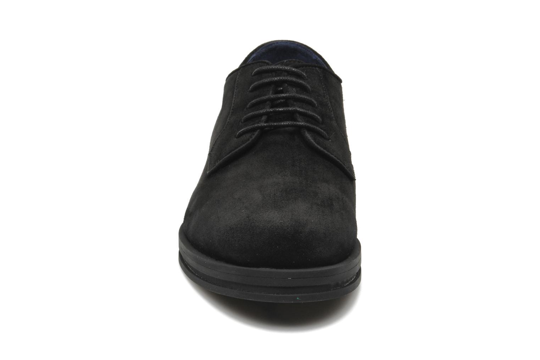 Chaussures à lacets Opening Ceremony Alexi lace up oxford Noir vue portées chaussures