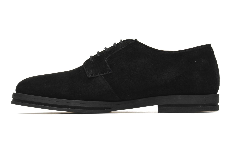 Chaussures à lacets Opening Ceremony Alexi lace up oxford Noir vue face
