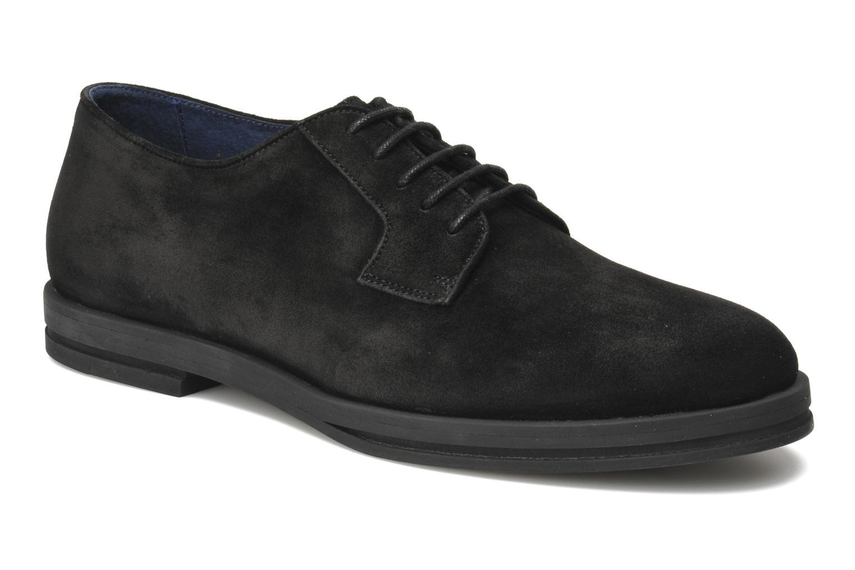 Chaussures à lacets Opening Ceremony Alexi lace up oxford Noir vue détail/paire