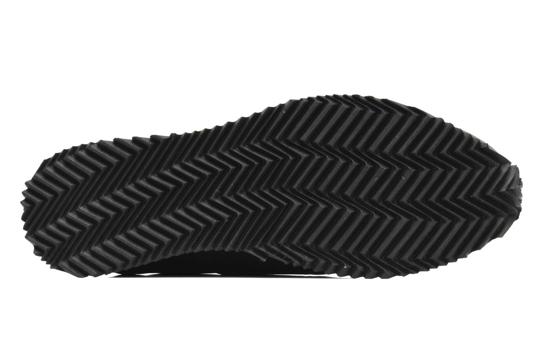 Deportivas Opening Ceremony Elastic Arrow sneaker Negro vista de arriba
