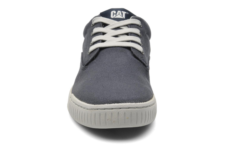 Baskets Caterpillar Zimzala canvas Bleu vue portées chaussures
