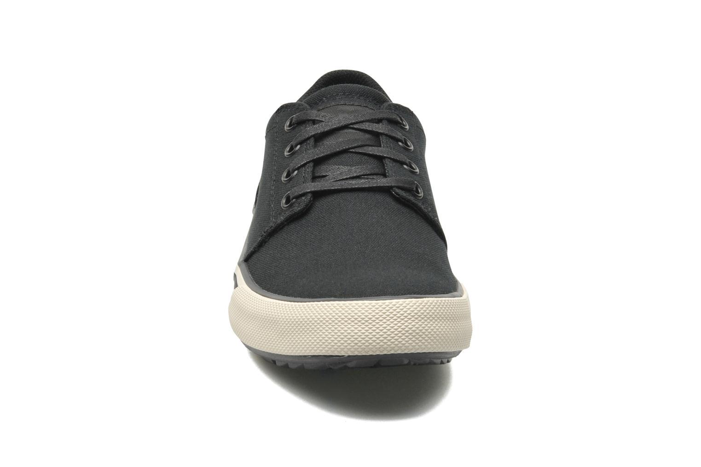 Sneaker Caterpillar Esteem canvas schwarz schuhe getragen