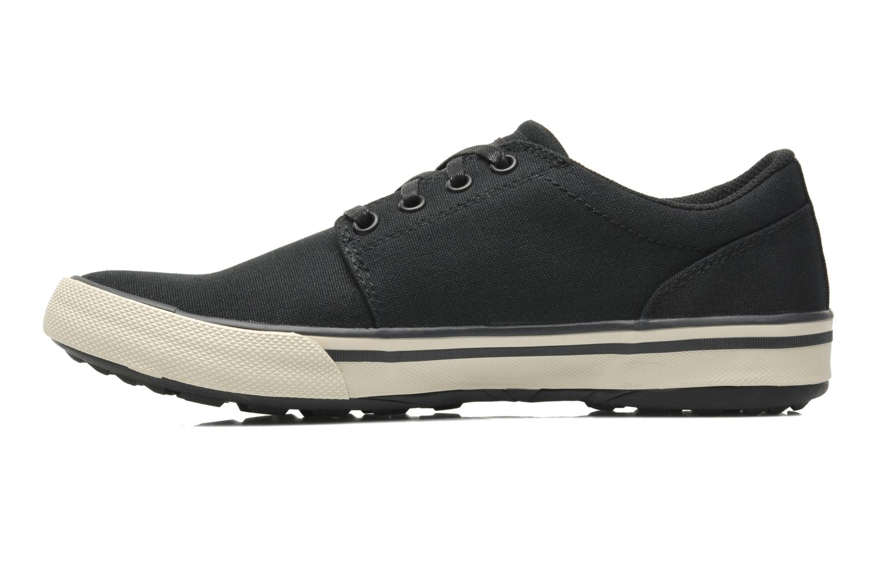 Sneakers Caterpillar Esteem canvas Zwart voorkant
