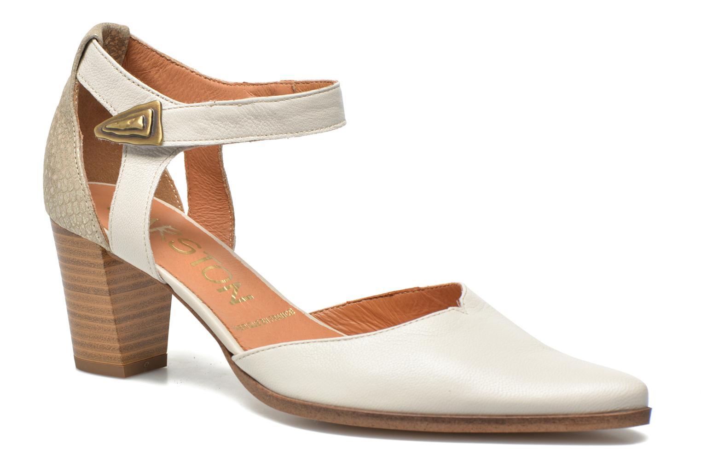Høje hæle Karston Kzapo Beige detaljeret billede af skoene