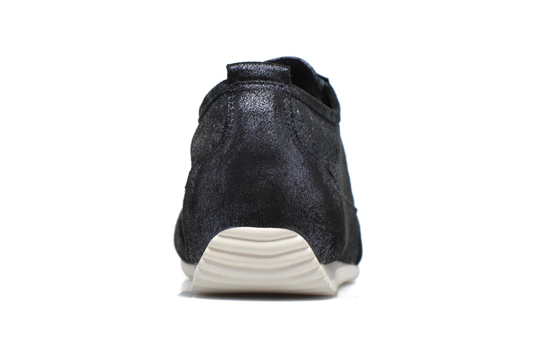 Sneakers Karston Cacao Blauw rechts