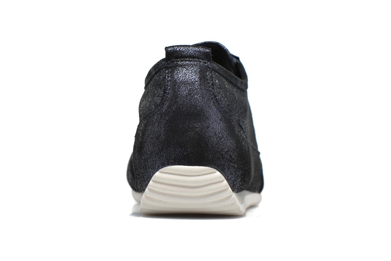 Sneakers Karston Cacao Blå Se fra højre