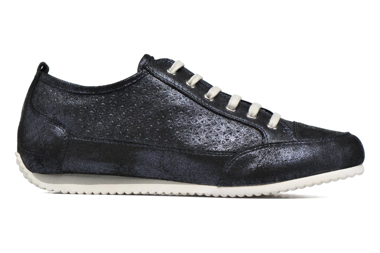 Sneakers Karston Cacao Blauw achterkant
