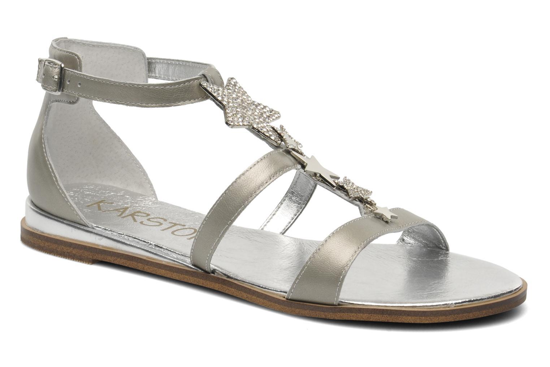 Sandali e scarpe aperte Karston Soie Argento vedi dettaglio/paio