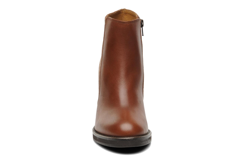 Bottines et boots Jonak Dimora Marron vue portées chaussures