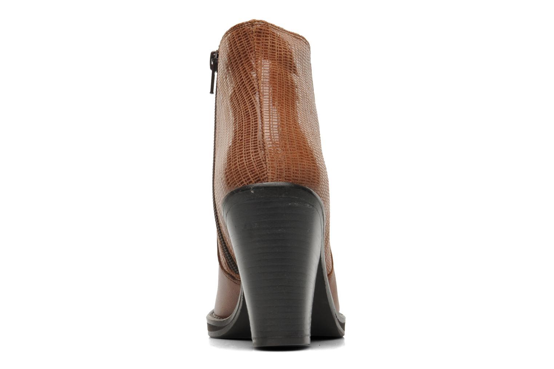 Bottines et boots Jonak Dimora Marron vue droite